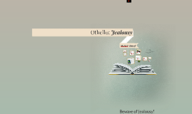 Othello: Jealousy