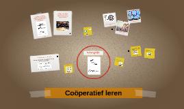 Coöperatief leren
