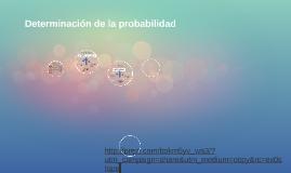 Copy of Determinación de la probabilidad