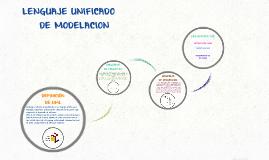 LENGUAJE UNIFICADO DE MODELACION