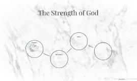 The Strength of God