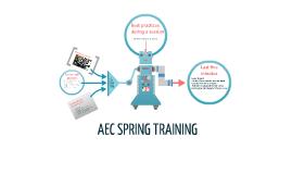 AEC Spring Training