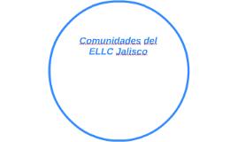 Comunidades del ELLC Jalisco