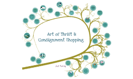 Copy of Art of Thrift & Consignment Shopping