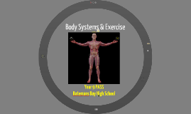 Copy of Year 9 PASS - Body Systems & Exercise