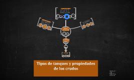 Copy of Tipos de tanques y propiedades de los crudos