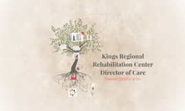 Kings Regional Rehabilitation Center DOC Position