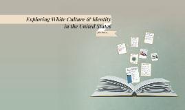 White Culture & Identity