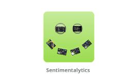 Sentimentalytics Demo (en)
