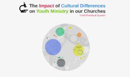 The Impact of Cultural Differences on Youth Ministry in our