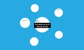 Ecosistema de la Banda Ancha