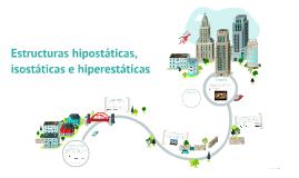 Copy of Estructuras hipostáticas, isostáticas e hiperestáticas