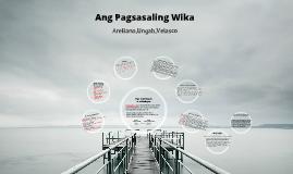 Ang Pagsasaling Wika
