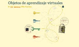 Copy of Objetos de aprendizaje virtuales
