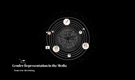 Gender Representation in the Media