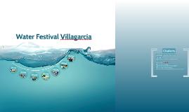 Water Festival Villagarcia
