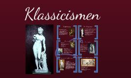 Copy of Klassicismens skulptur