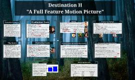 Copy of Destination H