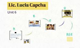 Ms. Lucia Capcha