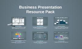 Prezi Business Presentation Resource Pack