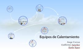 Copy of Equipos de Calentamiento