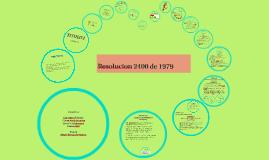 Resolución 2400 de 1979 Seguridad ocupacional 633500