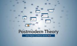 Post Modern Theory