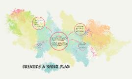 creating a work plan