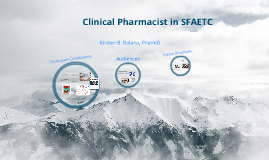 SFAETC Clinical Pharmacy