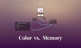 Color  vs.  Memory