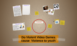 violent video games 4 essay Violent video games are programmed to reward the player if he or she manages  to successfully commit a crime, like shooting a particular target for example.