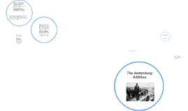 Copy of The Gettysburg Adress
