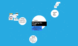 Copy of Blogging the Field