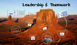 Leadership & Teamwork 2