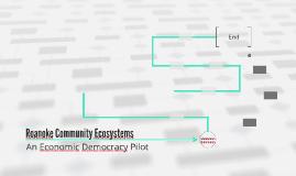Roanoke Community Ecosystems