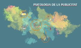 PSICOLOGIA DE LA PUBLICITAT