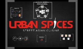 URBAN SPICES
