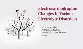Copy of Miscellaneous ECG's