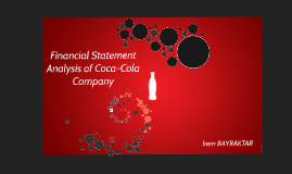 Financial Statement Analysis of