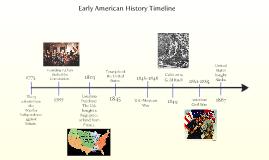 Copy of U.S. History Timeline