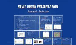 REvit HOuse Presentation