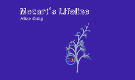 Copy of Mozart's Lifeline
