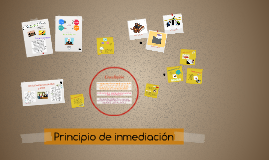 Principio de inmediación