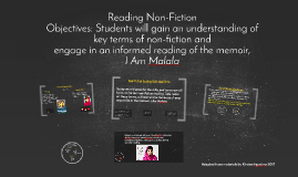 Copy of Reading Non-fiction