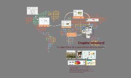 Chapitre géographie introductif