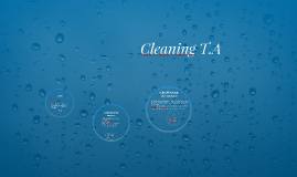 Cleaning T.A