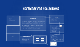 Copy of Software for Collections