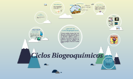 Copy of Ciclos Biogeoquimicos