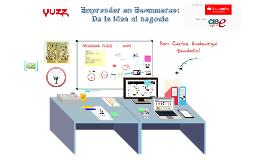 Copy of Copy of Emprender en e-Commerce: De la idea al Negocio Yuzz