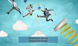 Copy of LIDERAZGO EN LAS ORGANIZACIONES